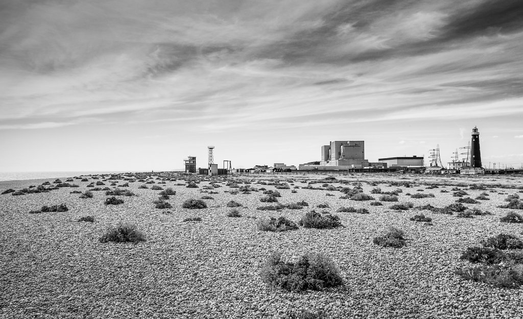 Dungeness Nuclear Power Station, Kent