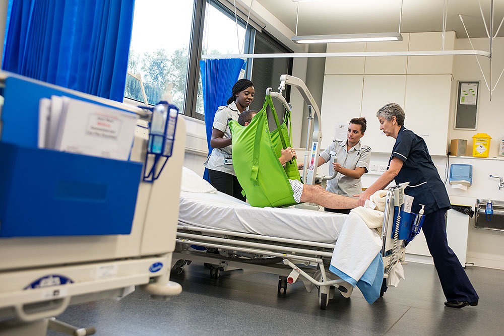 Anglia Ruskin University Nursing Recruitment Campaign