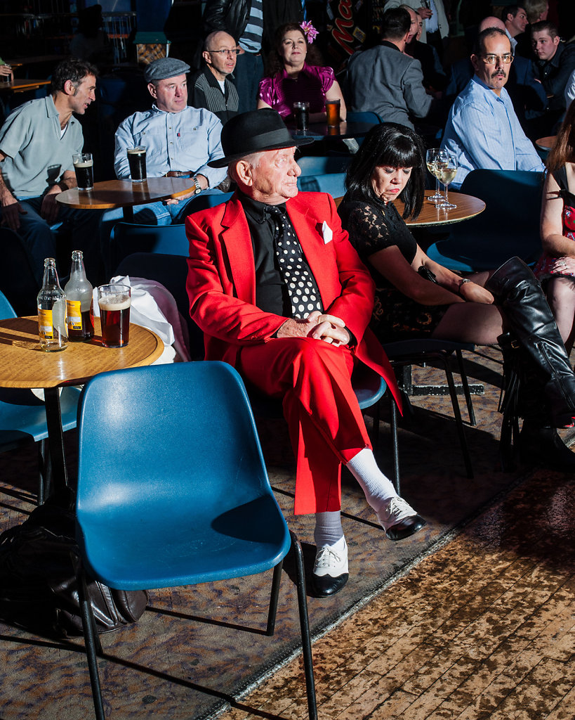 Red Suit, Rhythm Riot, Pontins, Camber Sands