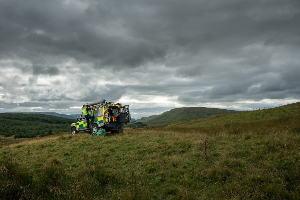 John Greenfield for the Land Rover Defender 'Icon' book